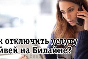 отключить услугу Хайвей Источник: http://beeline365.ru/kak-otklyuchit-uslugu-highway-na-bilajne